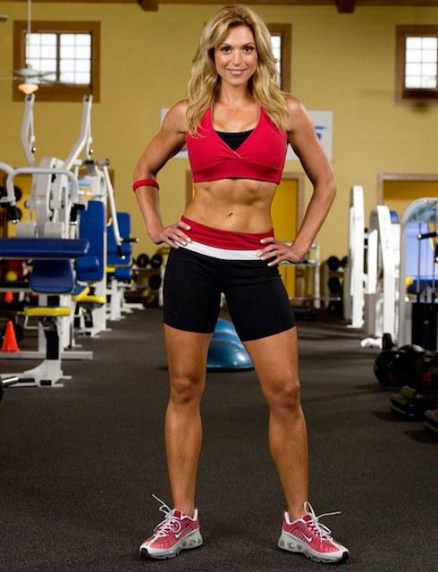 Kim Lyons Diet