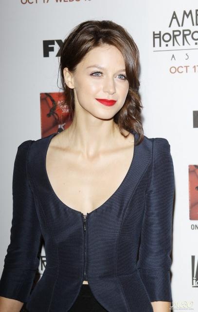 Melissa Benoist height