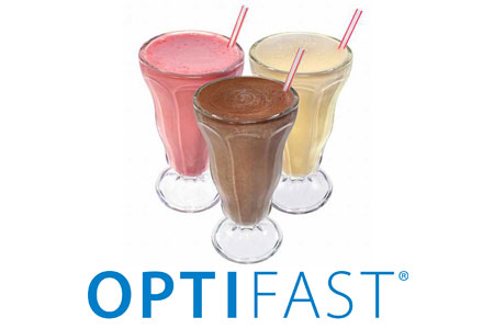 Optifast Diet Program Shakes