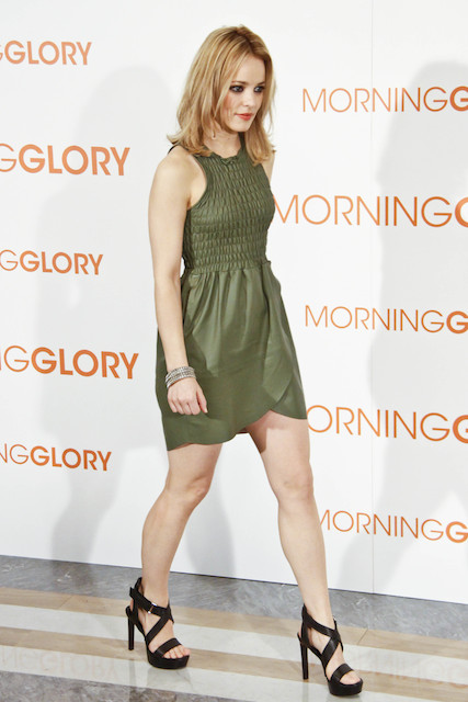 Rachel McAdams weight