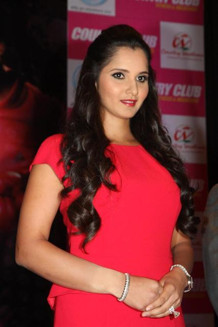 Sania Mirza weight