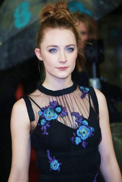 Saoirse Ronan 2014 look