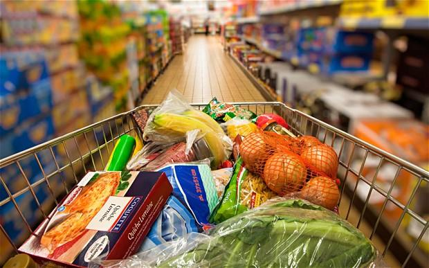 Supermarket Diet Plan