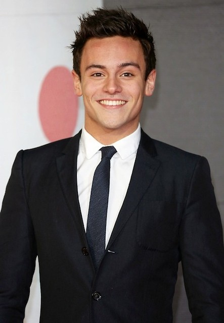 Tom Daley 2014