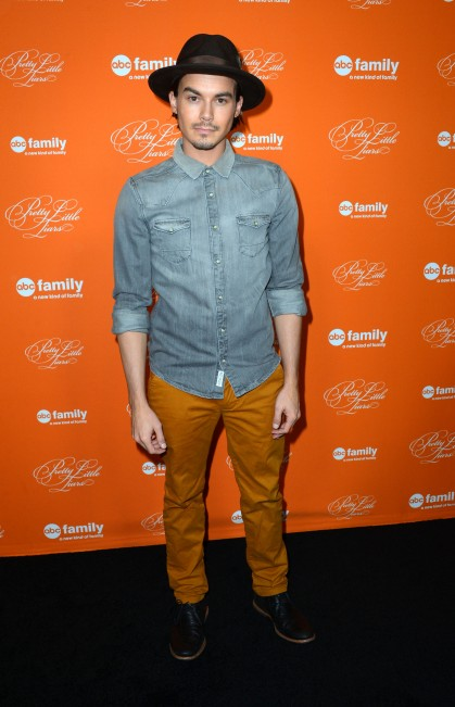 Tyler Blackburn weight