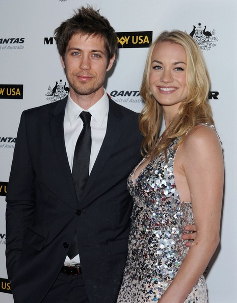 Yvonne Strahovski and her long time boyfriend Tim Loden