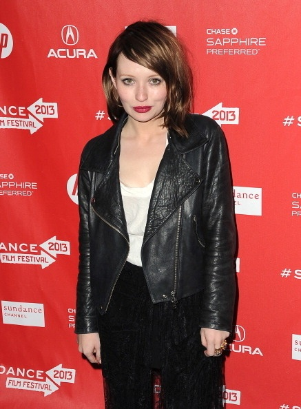 Emily Browning 2013