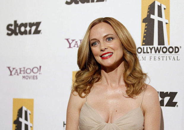 Heather Graham 2014
