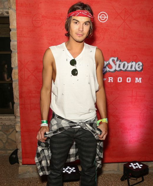 Tyler Blackburn height