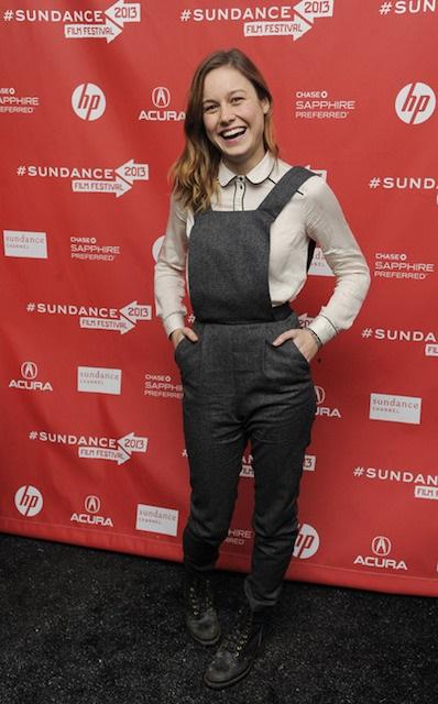 Brie Larson style
