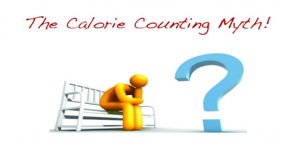 Calorie Counting Myth. Now weight loss is easy