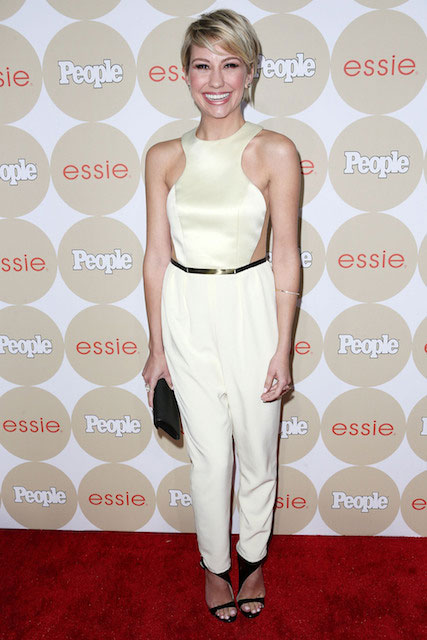 Chelsea Kane height