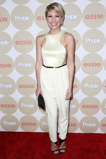 Chelsea Kane height