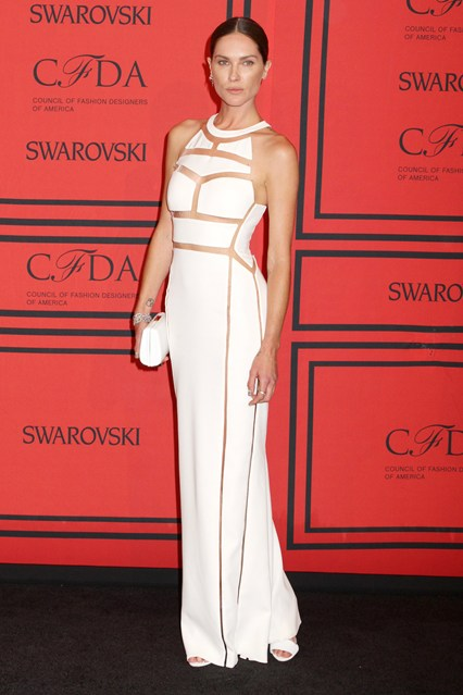Erin Wasson during CFDA Awards 2013