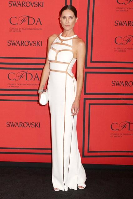Erin Wasson during CFDA Awards 2013