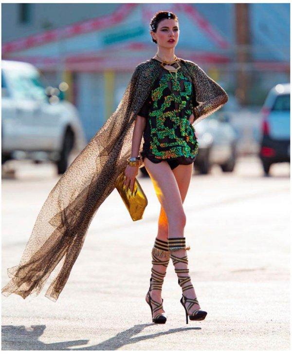 Jacquelyn Jablonski long legs