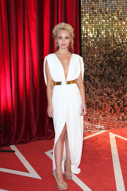 Jorgie Porter weight