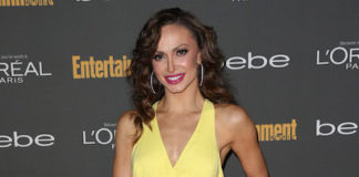 Karina Smirnoff weight