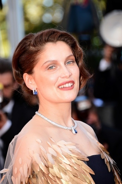 Laetitia Casta during Cannes 2013