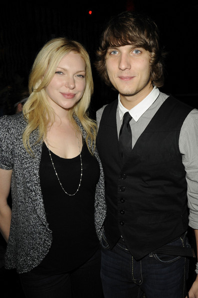 Laura Prepon and Scott Michael Foster