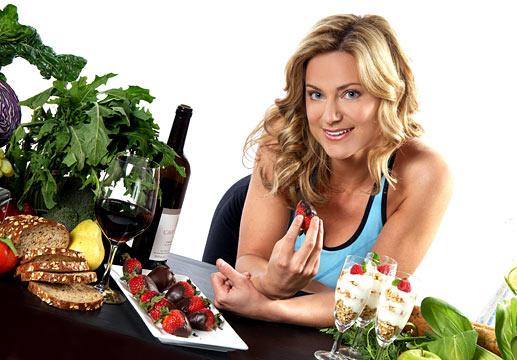 Melissa Hershberg Diet
