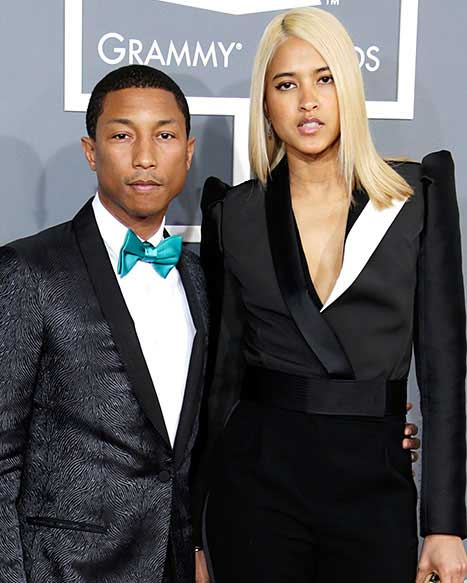 Pharrell Williams Married