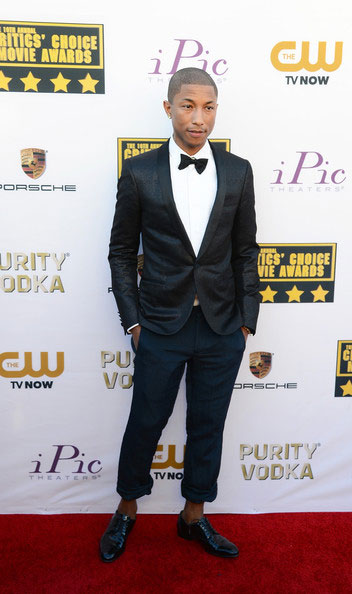 Pharrell Williams height