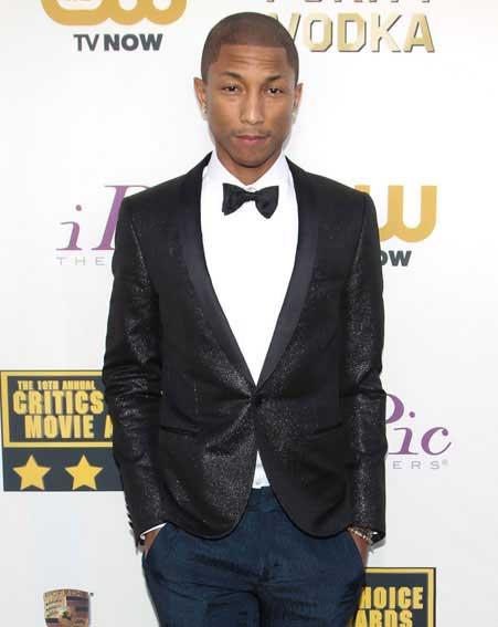Pharrell Williams weight