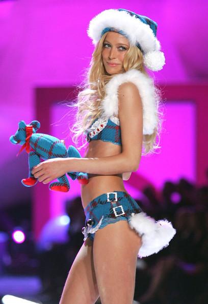 Raquel Zimmermann during Victoria's Secret Fashion Show