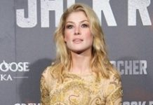 Rosamund Pike height weight