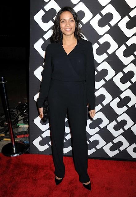 Rosario Dawson height