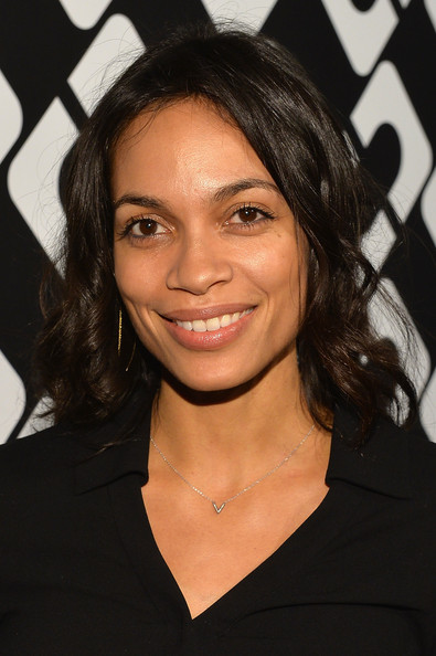 rosario dawson leather