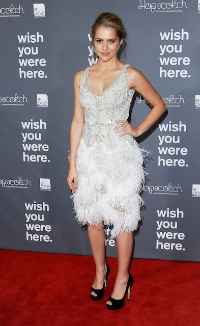 Teresa Palmer looking hot