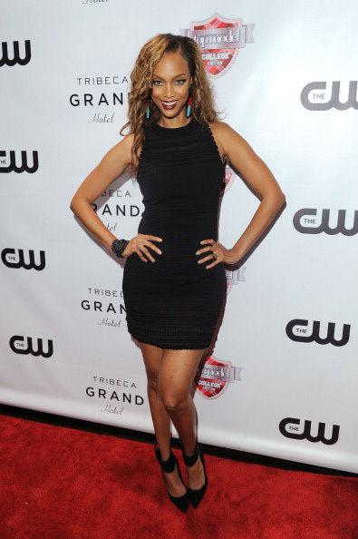 Tyra Banks height