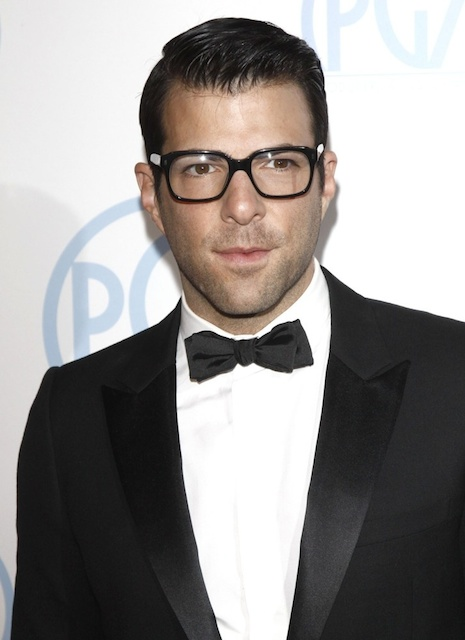 Zachary Quinto 2014 look