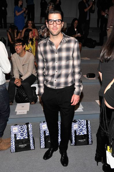 Zachary Quinto height