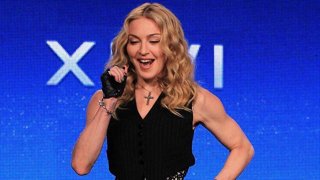 Madonna diet