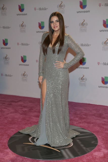 Mexican actress Maite Perroni height