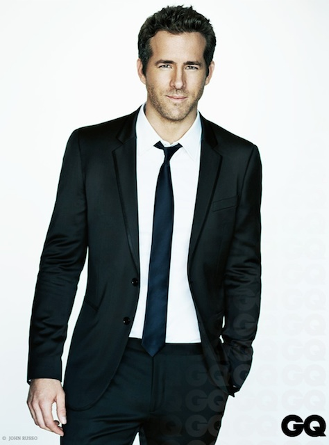 Ryan Reynolds for GQ Mexico