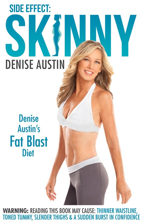 Skinny Denise Austin book cover