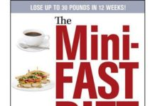 The mini fast diet plan
