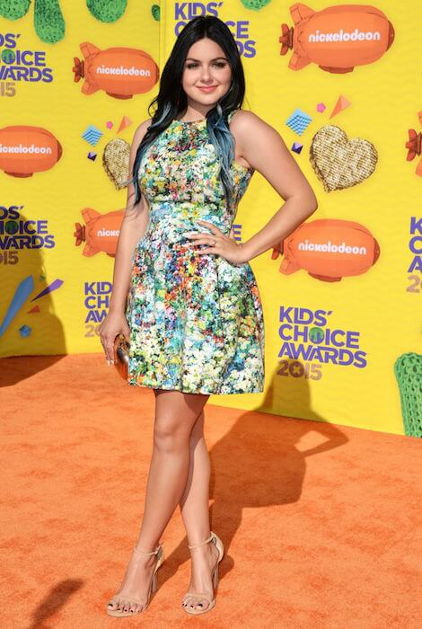 Ariel Winter at 2015 Nickelodeon Kids Choice Awards in Inglewood