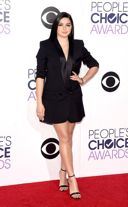 Ariel Winter during People's Choice Awards 2015