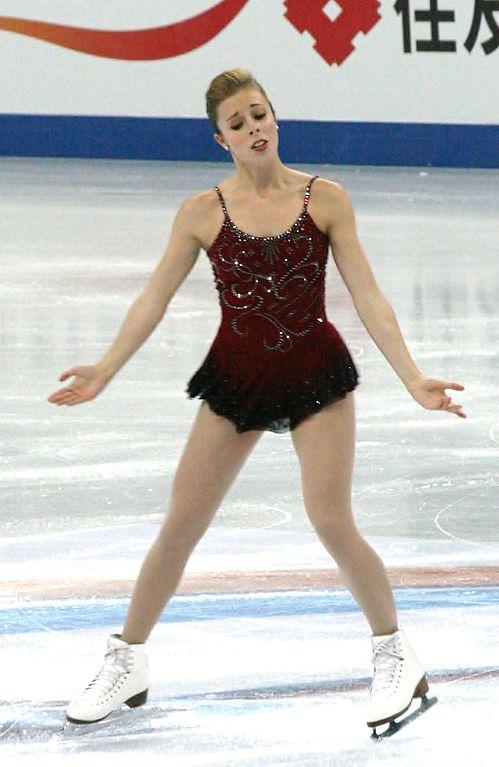 Ashley Wagner Figure Skating Olympics