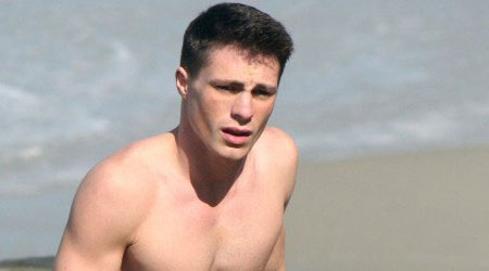 Colton Haynes Workout Routine and Diet Plan