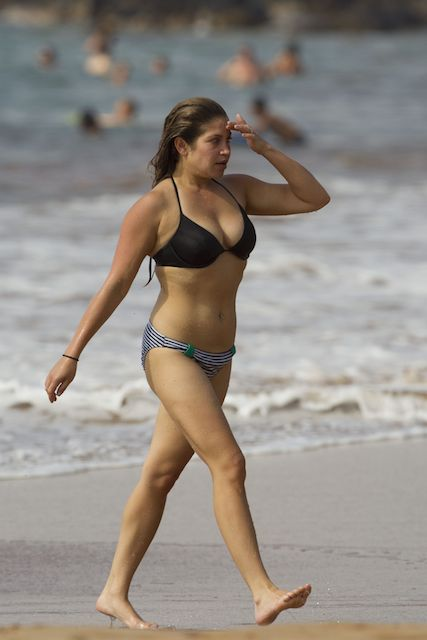 Danielle Fishel in bikini