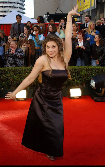 Danielle Fishel height