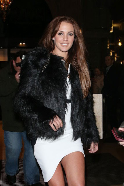 Danielle Lloyd workout and diet