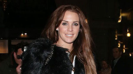 Danielle Lloyd Workout Routine and Diet Plan