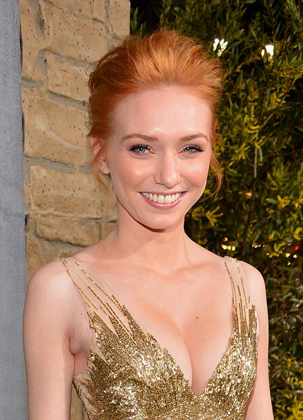 English actress Eleanor Tomlinson